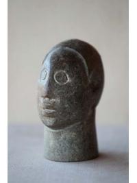 Head 1 by Karamoja Sculpture Group