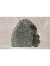Face II by Peter Oloya