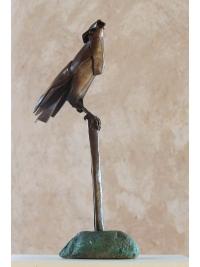 Bird of Prey by Isaac Okwir